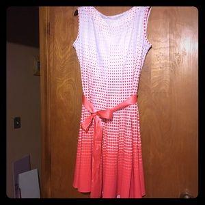 Women's Petite XL Sleeveless Dress